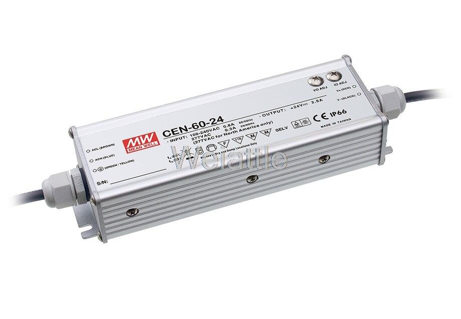 цена [Cheneng]MEAN WELL original CEN-60-36 36V 1.67A meanwell CEN-60 36V 60.12W Single Output LED Power Supply