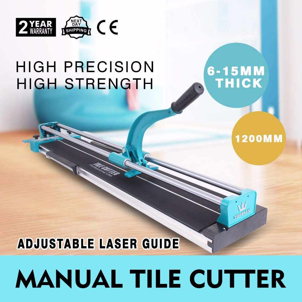 40 Inch / 1000mm Manual Tile Cutter Hand Tool 0.6/15mm  Thickness + Adjustable Laser Guide40 Inch / 1000mm Manual Tile Cutter Hand Tool 0.6/15mm  Thickness + Adjustable Laser Guide