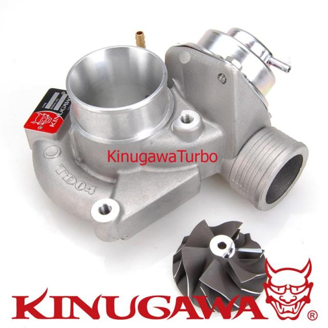 US $149 0 |Kinugawa Turbo Upgrade Compressor Kit Cast Wheel for VOLVO S70  850 TD04 19T-in Turbo Chargers & Parts from Automobiles & Motorcycles on