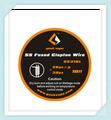 GeekVape Плавленого Клэптон SS316 Ленты (26GA * 2/Параллельно + 30GA)