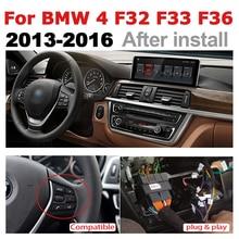 For BMW 4 Series F32 F33 F36 2013~2016 NBT Car Android Radio GPS Multimedia player stereo HD Screen Navigation Navi Media все цены