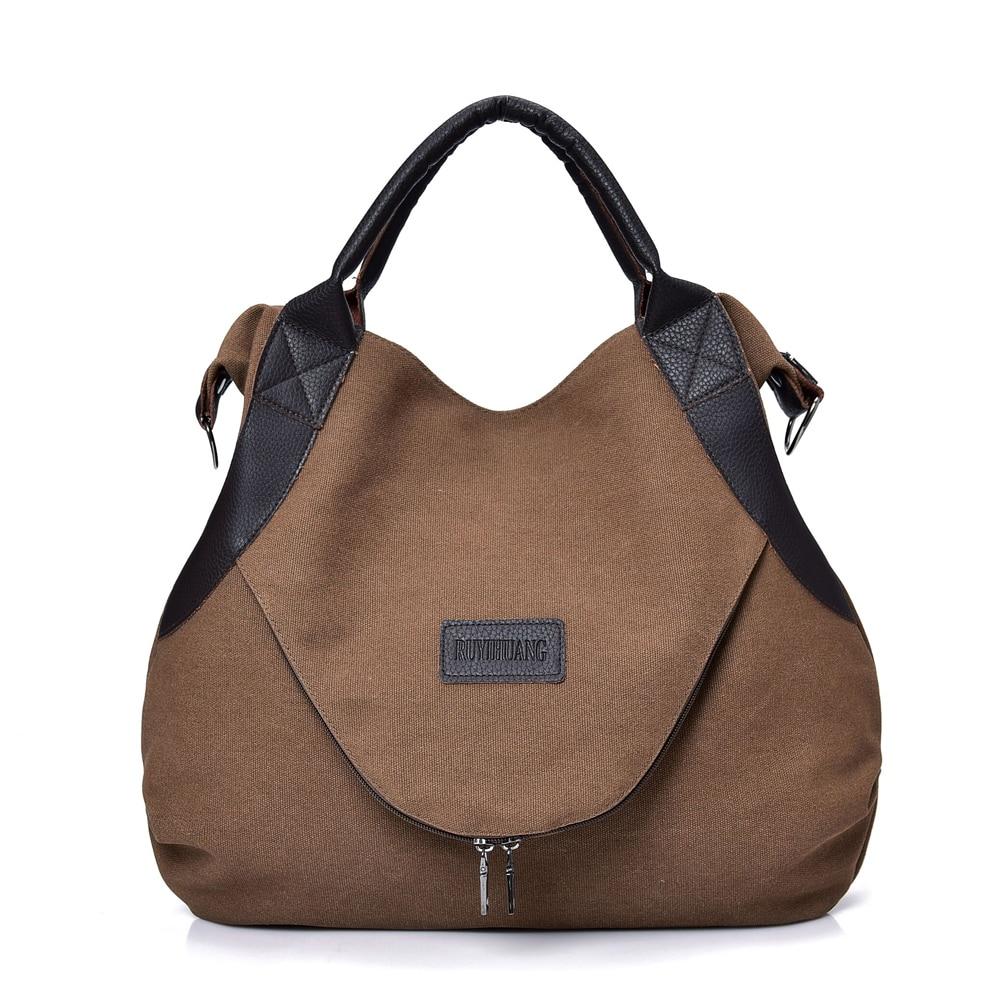 Las mujeres simples bolsa de gran capacidad de viaje bolsas de mano para las mujeres bolso femenino diseñadores bolso de hombro
