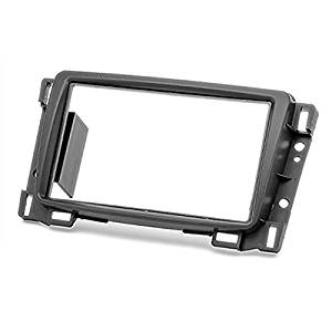 2 Din Car Radio Stereo Fascia Panel Frame DVD Dash Installation Kit for Chevrolet Sail 2010+ with 173*98mm 178*102mm