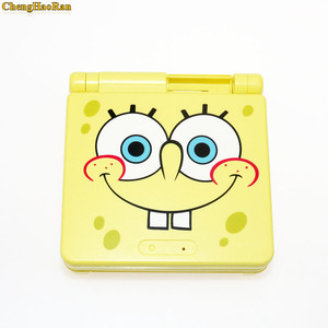 Image 2 - ChengHaoRan 20models available 1set Full Housing Shell Case Cover Replacement for GBA SP Gameboy Advance SP