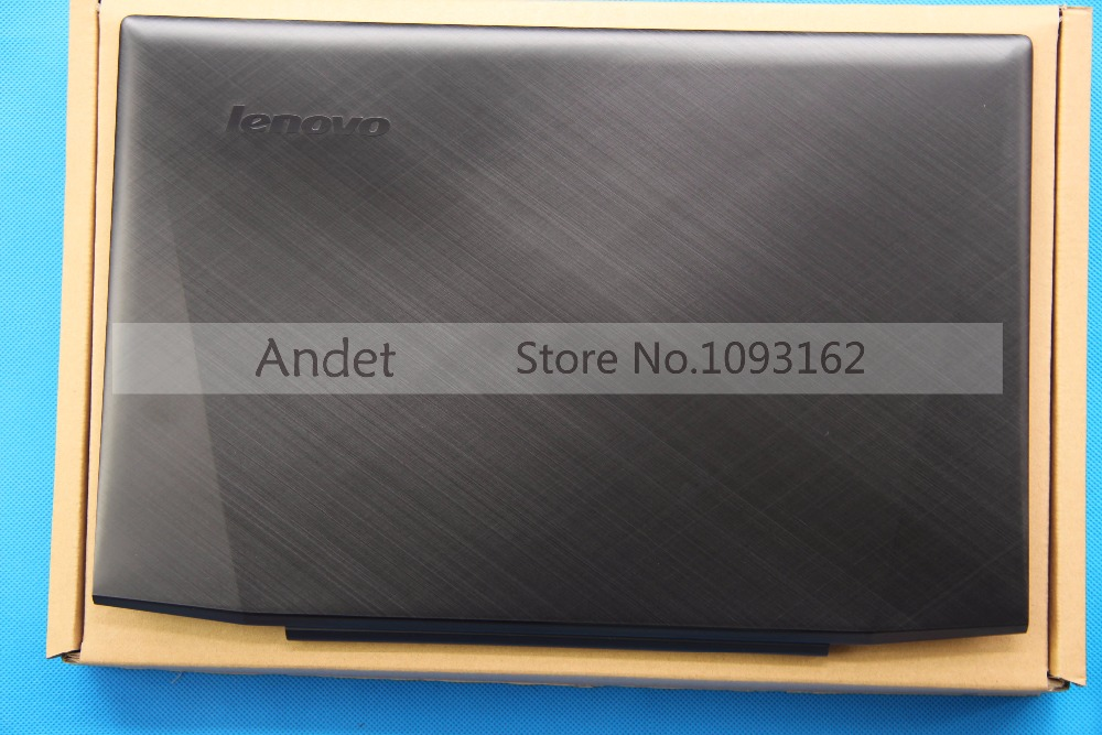 New Original for Lenovo Y50 Y50-70 Lcd Rear Back Cover Top Lid for Touch AM14R000300 Non Touch AM14R000400 new original lenovo y50 y50 70 15 6 lcd top back cover rear lid bezel no touch am14r000400