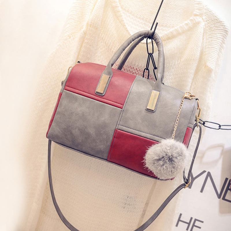 DALFR Leather Handbags Women Luxury Pu Shoulder Bag Designer Women Crossbody Bag High Quality Famous Brand