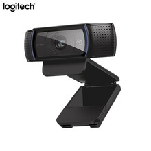 Logitech C920e hd веб-камера, видео чат, запись, Usb камера HD Smart 1080 p, веб-камера для компьютера, обновленная версия Logitech C920