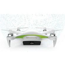 New Alpha CAM WiFi FPV Mini Flexible Selfie Drone With 4K HD Camera GPS RC Quadcopter With 13MP HD camera 4K video 1080P