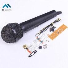 DIY Наборы fm Беспроводной микрофон Запчасти частоты модуляции suite электронных учебных электронных производства