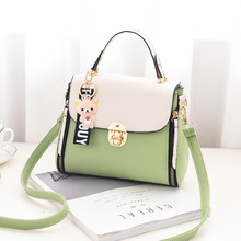 2019 Ladies Handbags With Cute Bear Decor