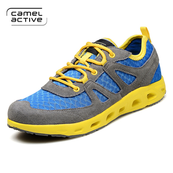 Camel Active new fashion men shoes casual shoes summer Spring high-quality Increase air cushion Sweat absorption men shoes