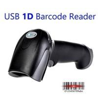Nexan USB 1D Barcode Scanner Bar Code Reader for iOS Android Windows