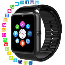 GT08 Smart Watch  Clock Sync Notifier Support Sim TF Card Bluetooth Connectivity Android Phone Smartwatch Alloy Smartwatch Z60 696 smart watch gt08 clock sync notifier support sim tf card bluetooth connectivity android phone smartwatch alloy smartwatch