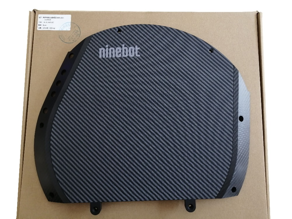 Plastic shell for NINEBOT ONE Z10 electric unicycle battery cover and control cover