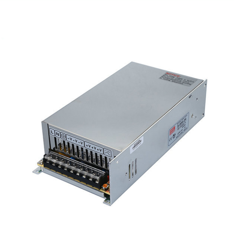 цена на S-500-24V high power monitoring switching power supply, single group equipment switching power supply