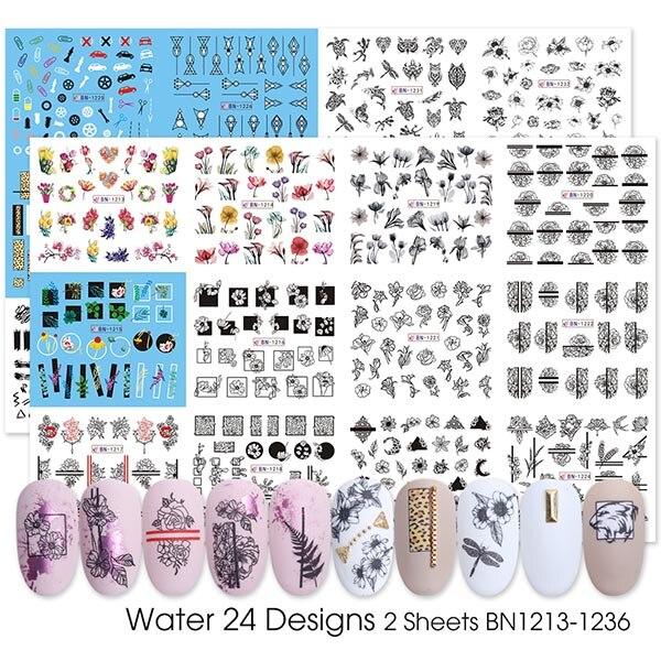BN1213-1236 2 sheets