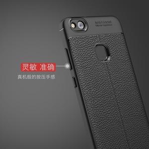 Image 2 - Étui en Silicone souple pour Huawei P10 Lite étui P40 Lite E P40 Pro P20 P30 P10 Plus housse de protection pour Huawei Honor 30S