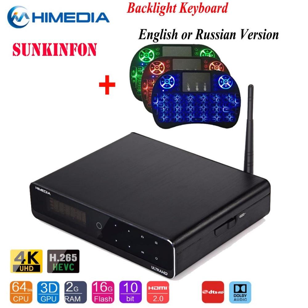 Himedia Q10 Pro Hi3798CV200 4K HDR 2G/16G Smart Android 7.1 TV BOX