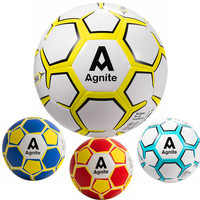 Soccer ball Size 5 Football PU Granule Slip resistant Seamless and No. 4 children's football Adult children's competition ball