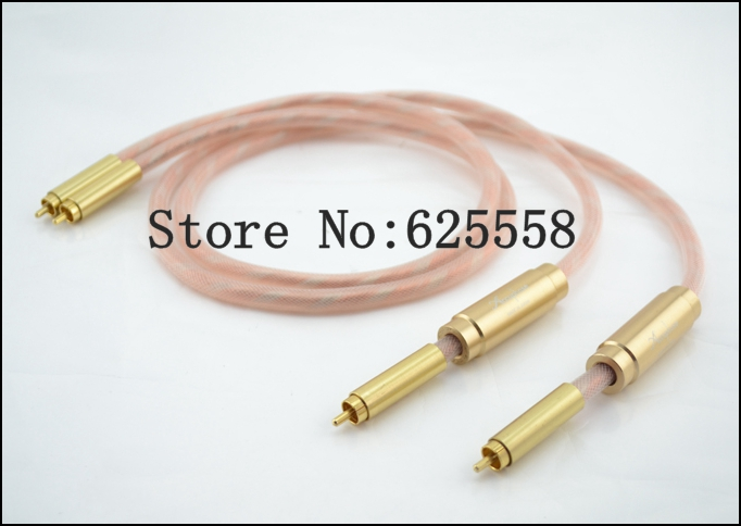 все цены на Accuphase Audiophile RCA Interconnect cable 1M онлайн