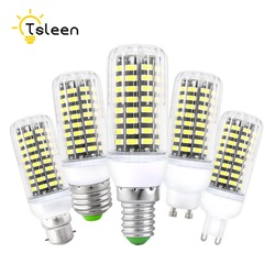 SMD 5733 Lampada LED مصباح E27 B22 GU10 E14 G9 220V 110V أمبولة LED لمبة LED Bombillas مصباح ليد لمبة بقعة Lamparas الضوء