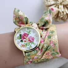 Bow Bracelet Watches