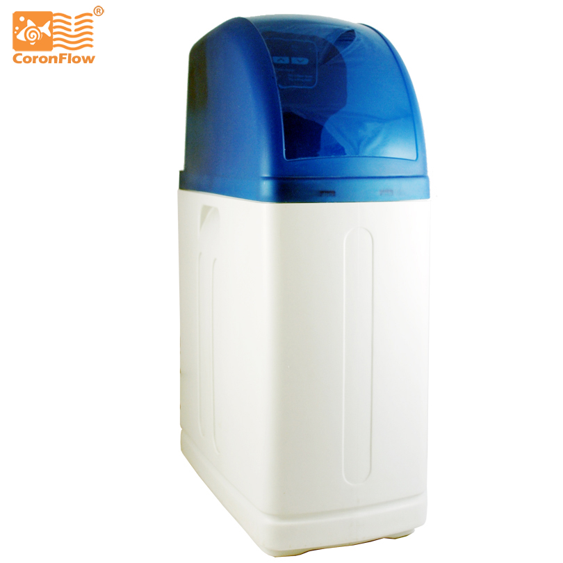 Coronwater Cabinet Water Softener Machine CCS1-CSM-817 ion exchange water purifier