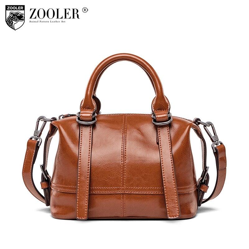 2018 new losing& limited bag First layer leather bags for women handbags women bags designer large Elegant shoulder bag E115