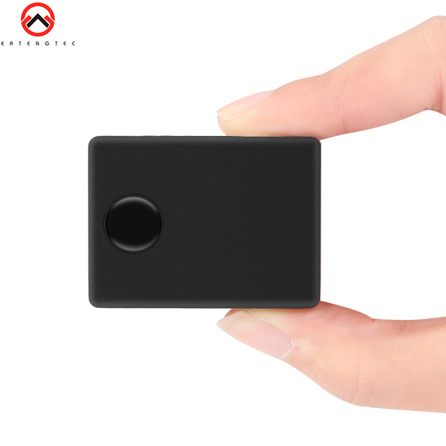 N9 GSM Listening Device In Acoustic Alarm Mini GSM Spy Device Voice Surveillance System Quad Band 2 Mic 12-15 Days Standby time