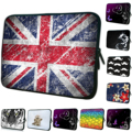 For Dell Sony Asus Apple Macbook Pro Chuwi Acer Laptop Sleeve Cases 12 15 17 14 10 7 13 15.6 10.1 inch Soft Tablet Notebook Bags