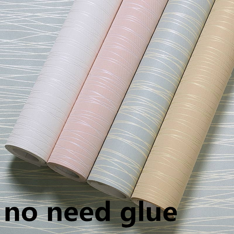 Pvc waterproof bathroom kitchen backsplash wallpapers for Vinyl wallpaper backsplash
