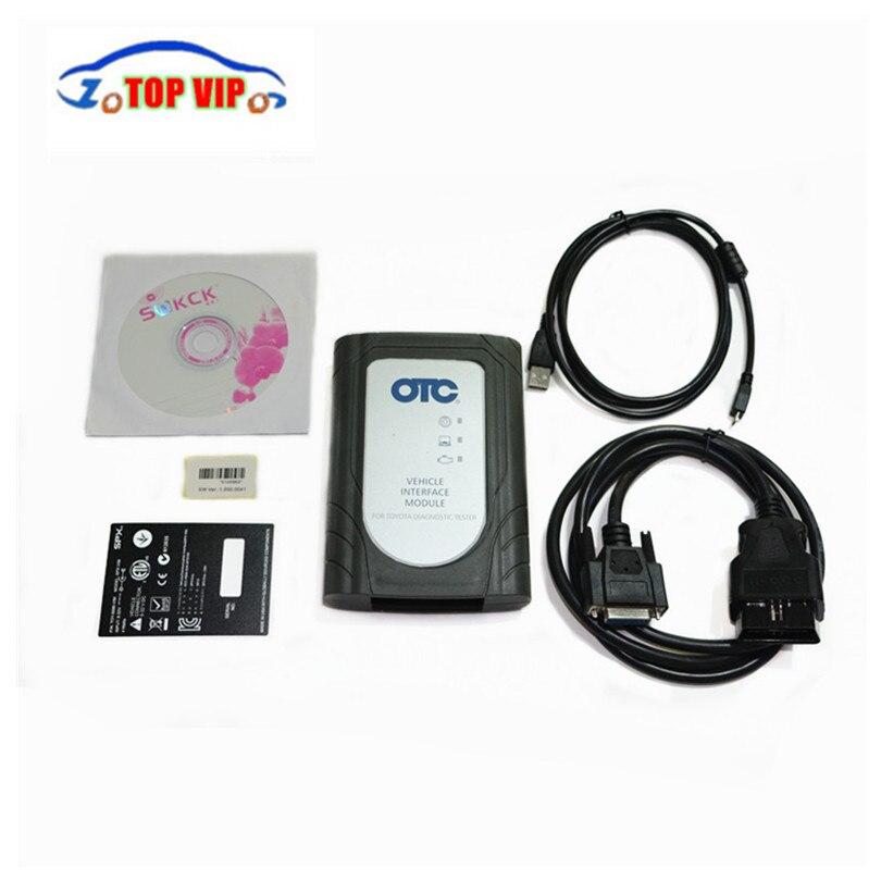 DHL Бесплатная Профессиональный в-г--ота ГТС Techstream меры 3 Глобальный ВНЕБИРЖЕВОЙ ВИМ OBD сканер инструмент лучше, чем игрушка-от--интеллектуальный тестер II
