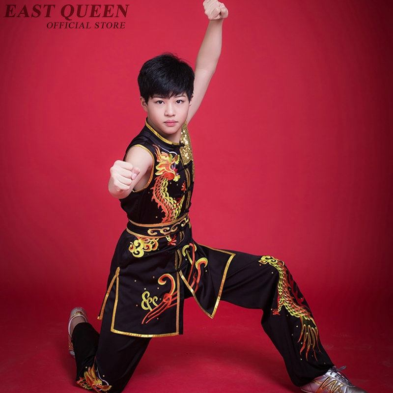 Wushu Clothing Uniform Wushu Costume Kung Fu Uniform Clothes Martial Arts Uniform Chinese Warrior Costume Exercise KK2389