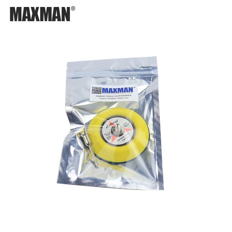 MAXMAN Disco de lijadora de 3 pulgadas Papel de lija Almohadilla - Herramientas abrasivas - foto 6