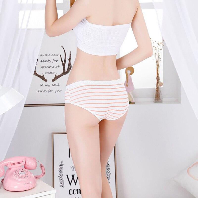 ZQTWT Fashion Women's Panties Flamingo Print Female Briefs Breathable Sexy Underwear Women Cotton Lingerie Intimates