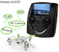 Express Delivery RC Quadcopter Hubsan H107D FPV 5 8G 4CH 6 Axis RTF HD Camera Real