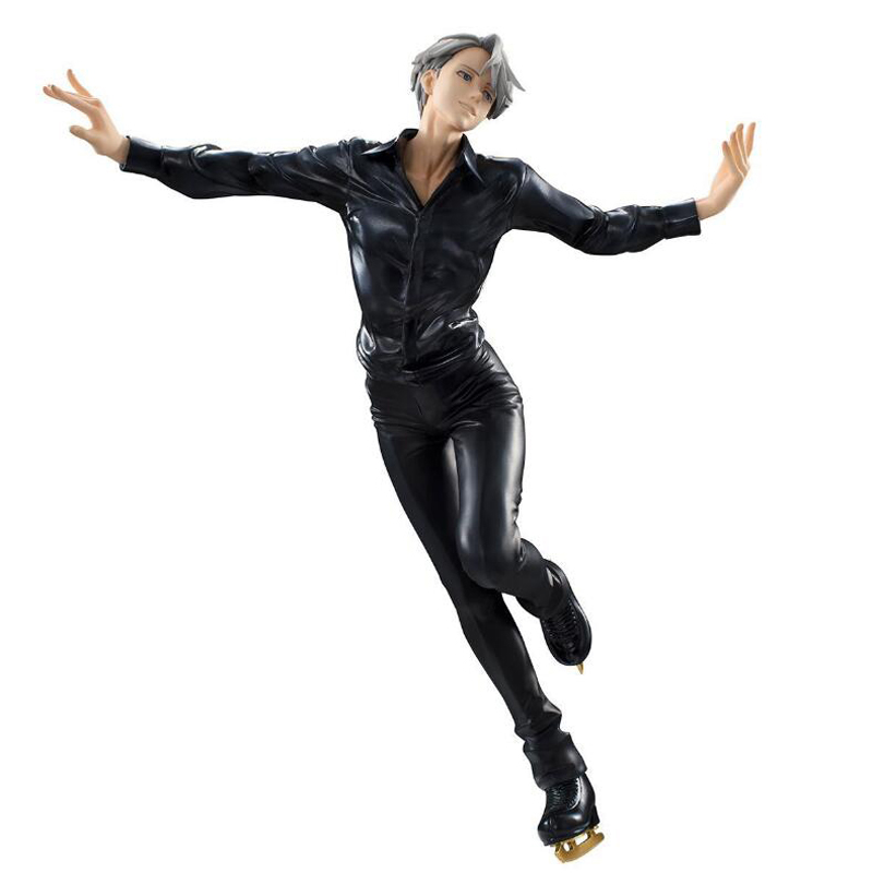 Victor Nikiforov YURI!!! on ICE model figure 21cm anime cartoon action collection figures with box toys gift Y7926