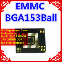 EMMC64G M525 BGA153Ball EMMC 64GB Mobilephone Memory New original and Second hand Soldered Balls Tested OK Cable Winder    -