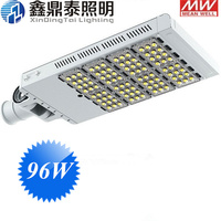 85-265V 6-96w 100w outdoor IP65 LED Street Light Streetlight Road Lighting LED street Lamp with meanwell driver