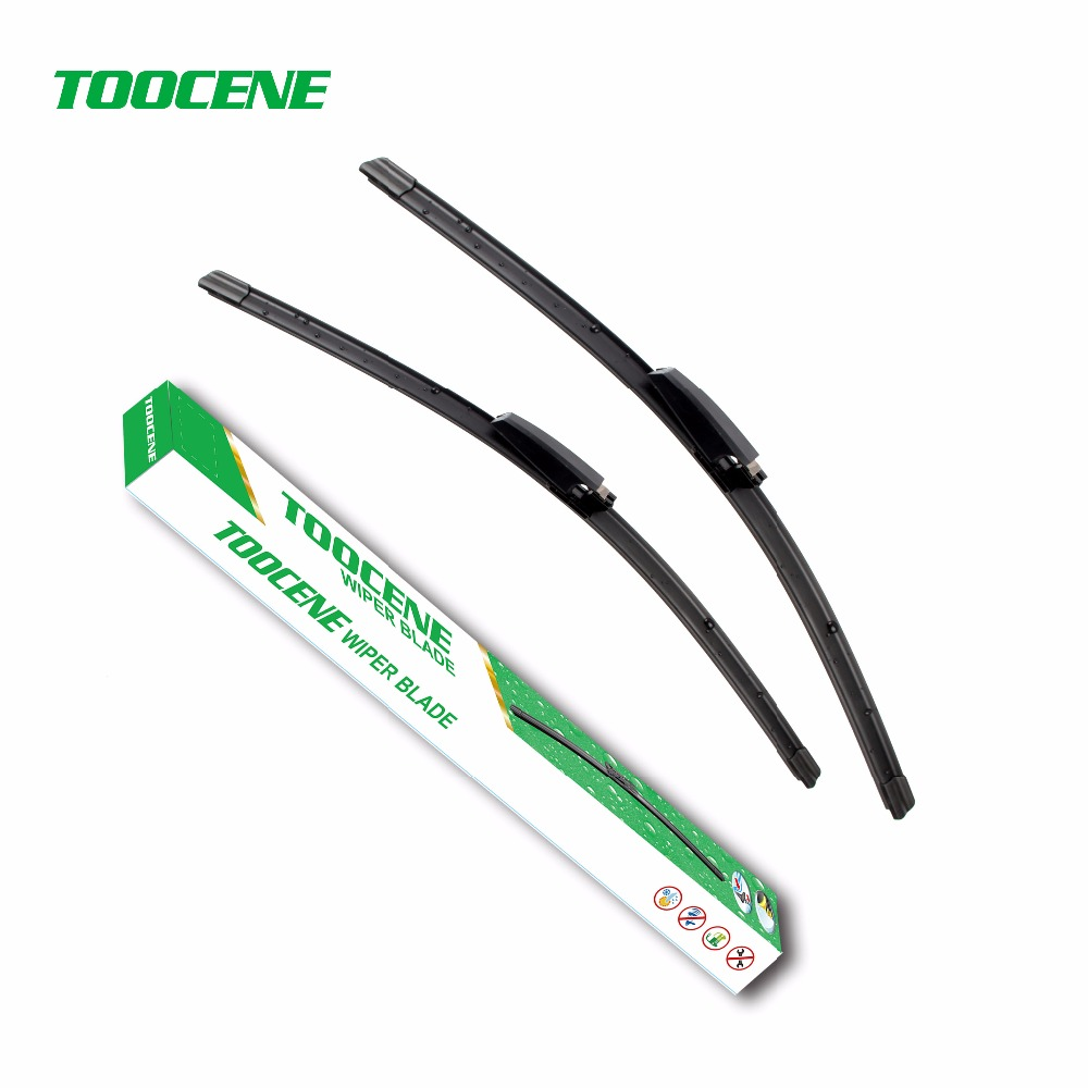 Toocene windscreen wiper blades for audi a4 b7 2003 2004 2005 2006 2007 fit windshield