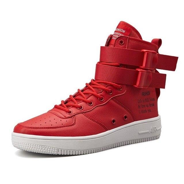 Fashion High Top Hip Hop Boots 6