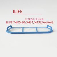 1PCS Original Robot Vacuum Cleaner Primary Filter For ILIFE T4 A4 A4S X430 X431 X432 A4s