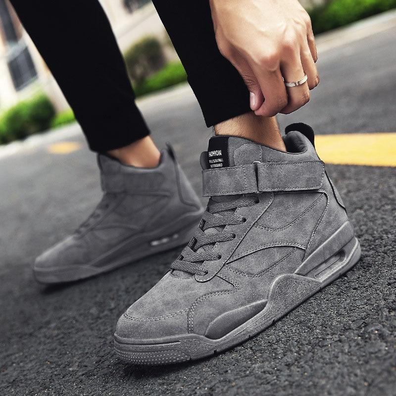 Sociaux Luxe Cuir Mx8118162 Hommes Marque De D'été Chaussures vert gris Designer En Noir qg0RIwT