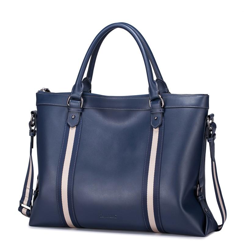SAMMONS men genuine leather briefcase  190209-06_01