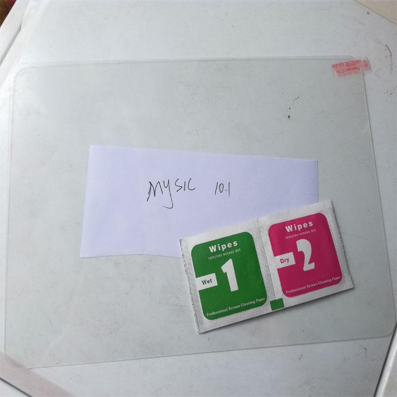 Взрывозащищенная закаленная стеклянная пленка Myslc для планшета DIGMA OPTIMA 1104S 3G TS1087MG / Plane 1551S 4G PS1164ML 10,1 дюймов