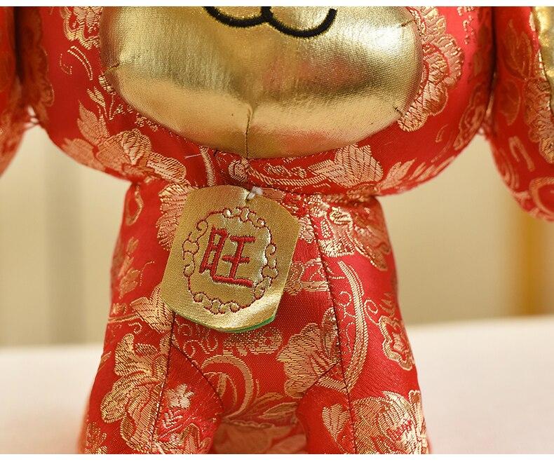 Stuffed e Plush Animais pelúcia brinquedos bonecas presente do Size : 23cm/30cm Altura Cloteh Dog