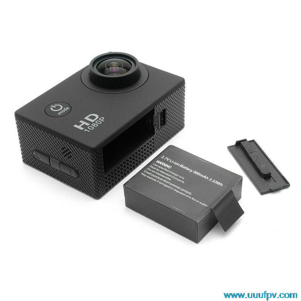 FPV SJ4000 1080P Full HD  SJ CAM Sport Action Camera support AV output for DJI Phantom Walkera X350 FPV Photography Gopro Style