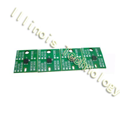 где купить One-time Chip for Mimaki LX101 Cartridge 4 Colors CMYK printer parts дешево