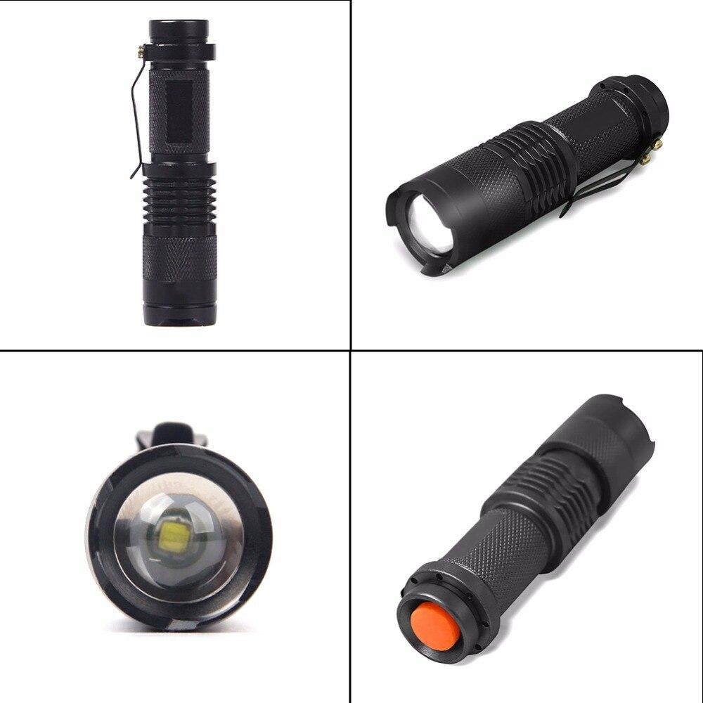 Lanternas e Lanternas lanterna tática caneta lanterna tocha à Prova D'água : Sim