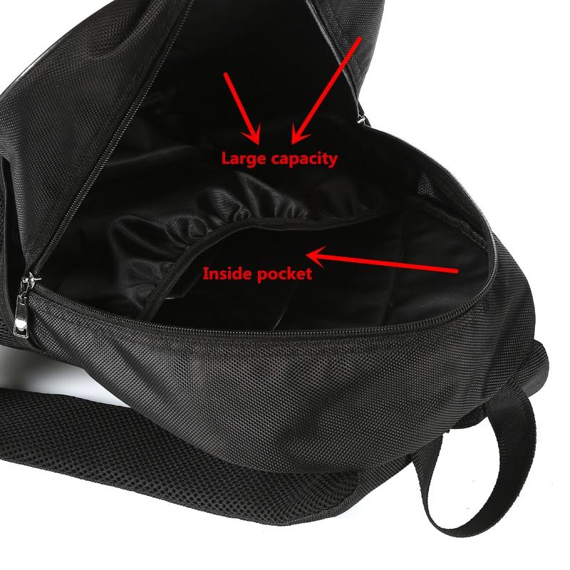 CROWDALE 15-inčni Hip-hop ispis Školske torbe za dječake - Ruksaci - Foto 6